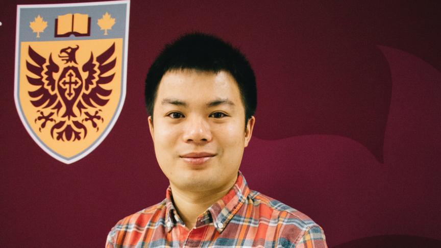PhD Candidate: Qiang Xu