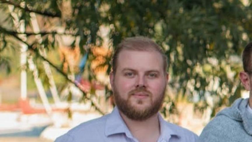 Jeremiah Vanderlaan, BEngM '13