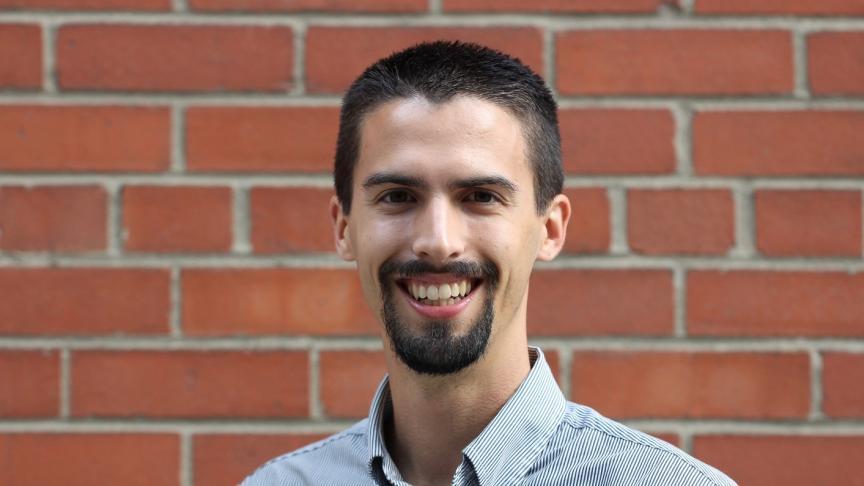 Matt Pinder, B.Eng.Mgt. '14