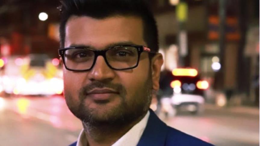 Mrugesh Patel, BENG '12
