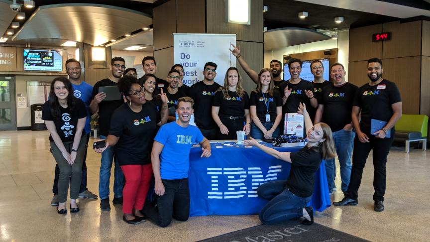 IBM Week (Employer of the Week)