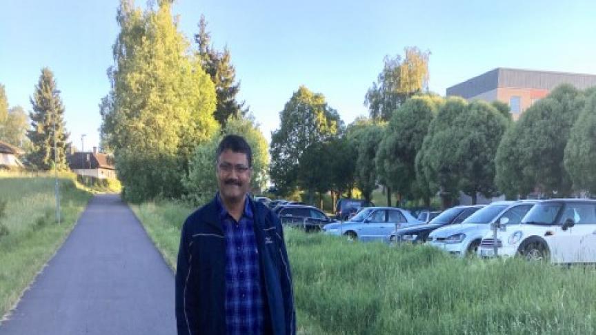 Shriharsha Ingle, PhD '93
