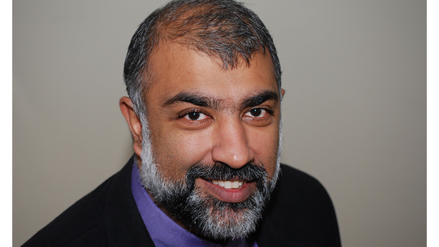 Shaffiq Jaffer, PhD '98