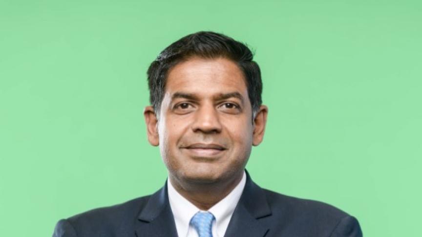 Chrishan Villavarayan, BENG '95
