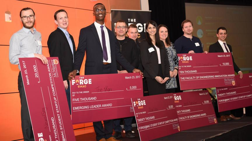 Forge Student Startup Competition