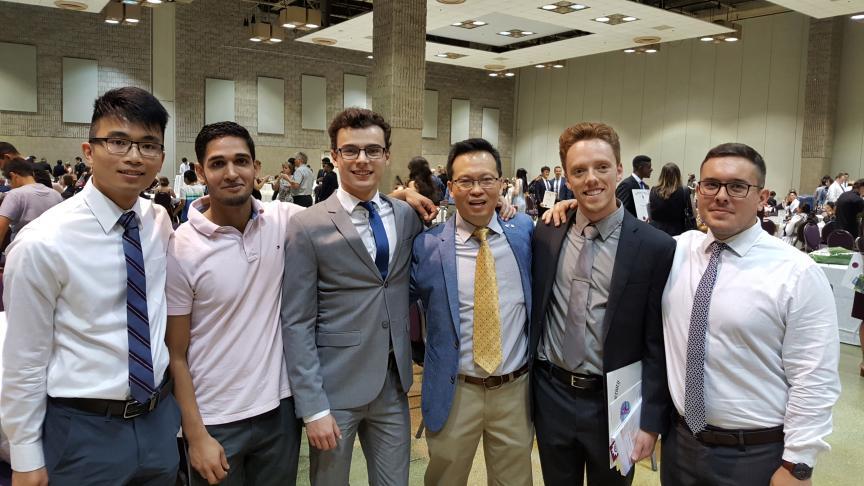 BTech's Timber Yuen wins 2021 MSU Teaching Award