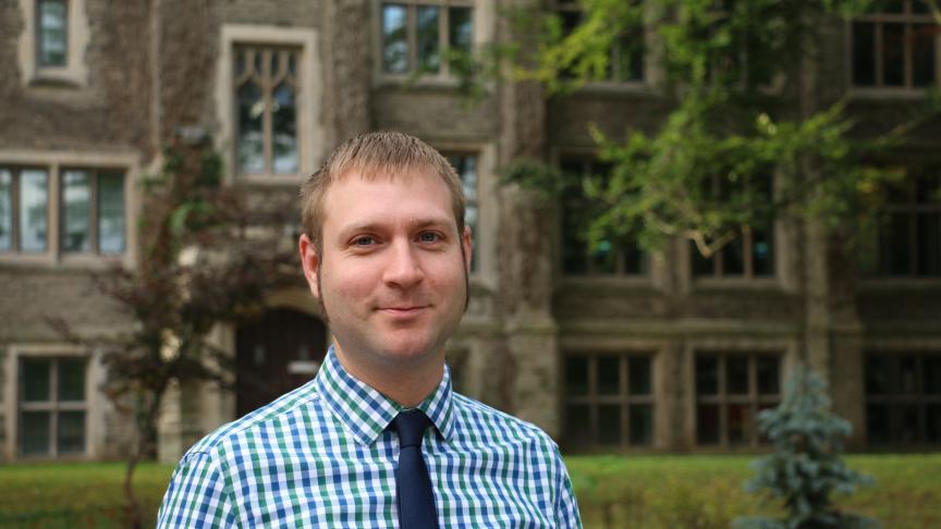 Chemical Engineering associate professor named University Scholar