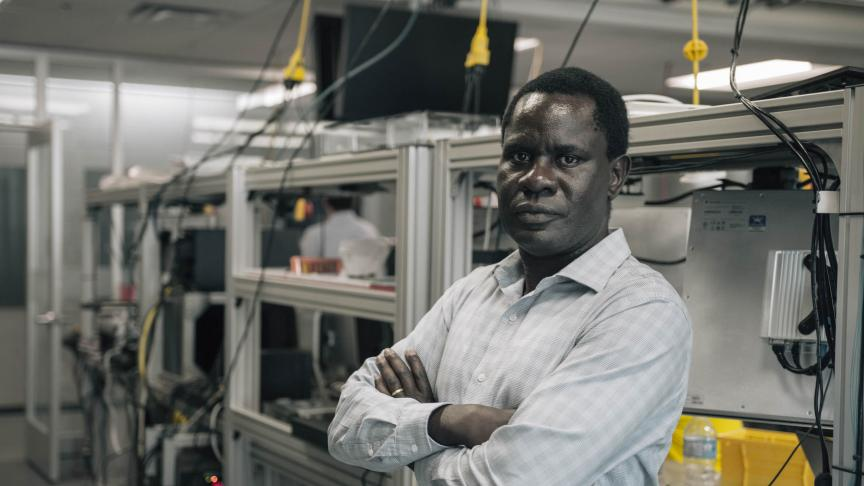 Tom Wanyama named Lab Director for the Learning Factory