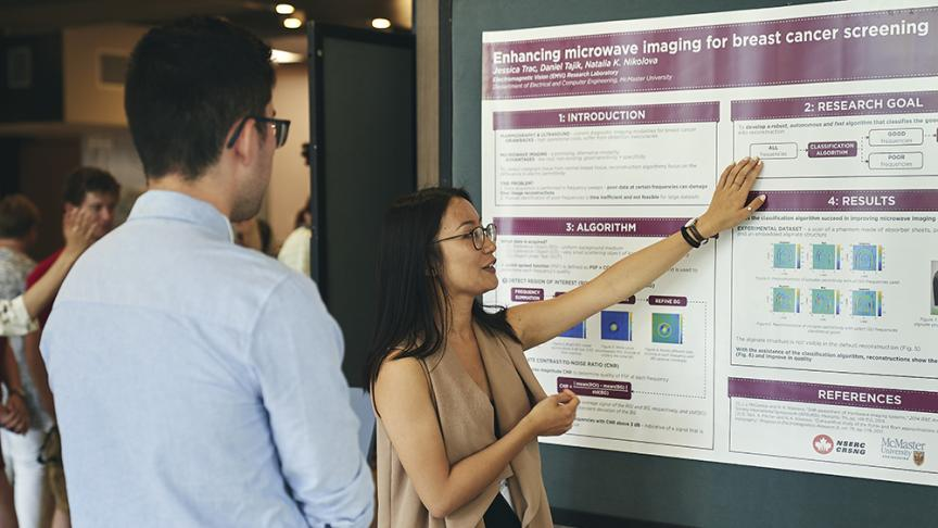 Students gain professional skills through undergraduate research