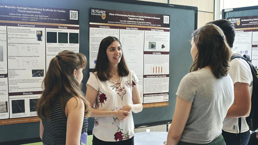 McMaster Engineering embraces new world of remote undergraduate summer research