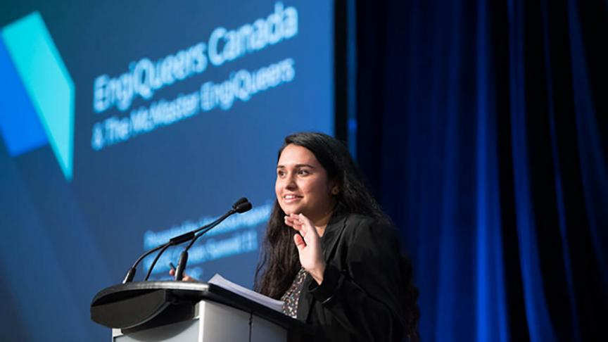 Q&A with Vanessa Raponi, A Champion in Promoting Diversity in Engineering