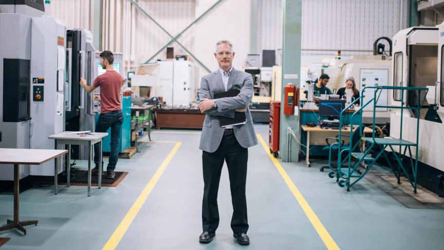 Keeping Canada's Manufacturing Sector Competitive