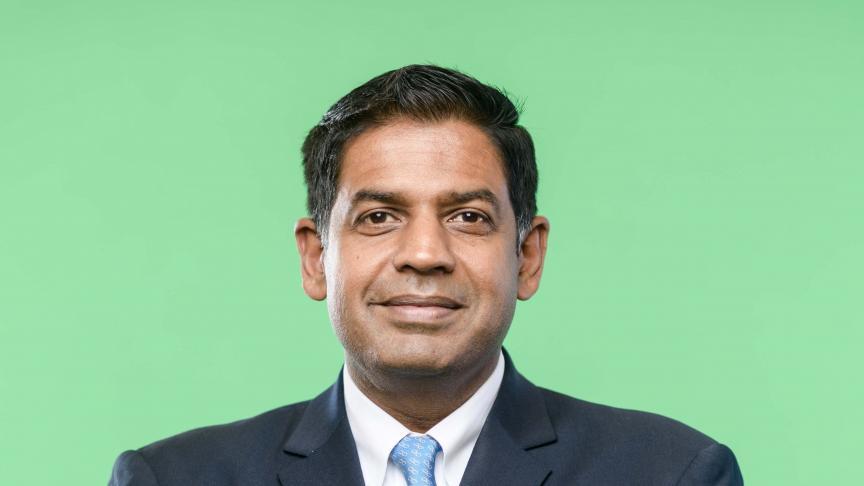 Civil engineering alumnus named incoming CEO of Meritor Inc.