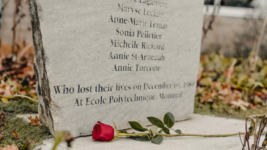 Faculty of Engineering to mark 30th anniversary of shooting at École Polytechnique