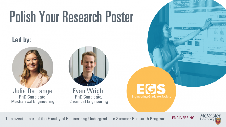 Polish your Research Poster