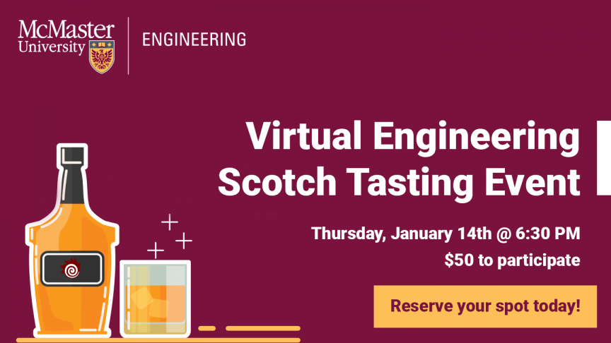 2021 Virtual Scotch Tasting Event
