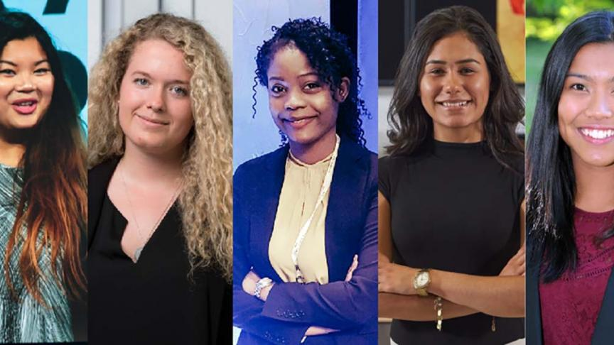 Five young women in Engineering to watch