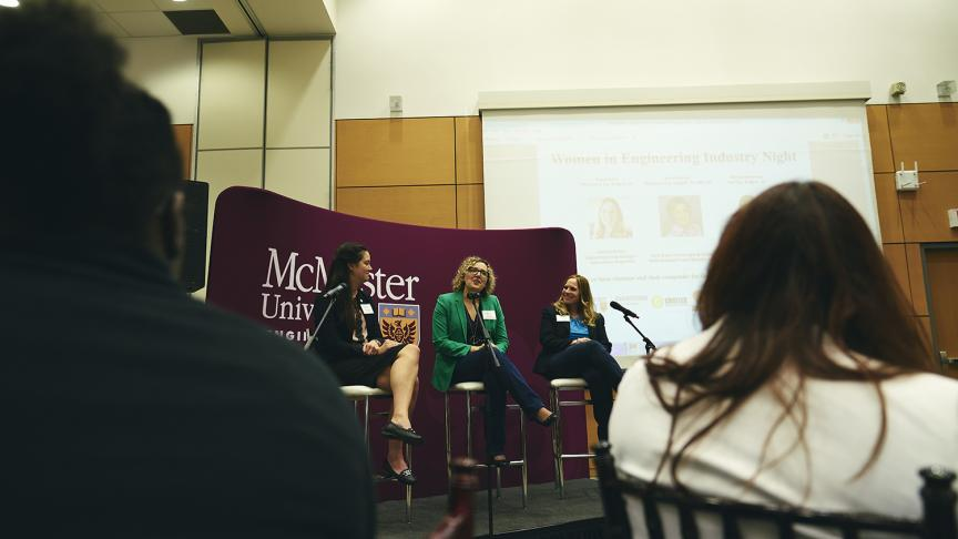 3 Career Tips from Women in Engineering Industry Night