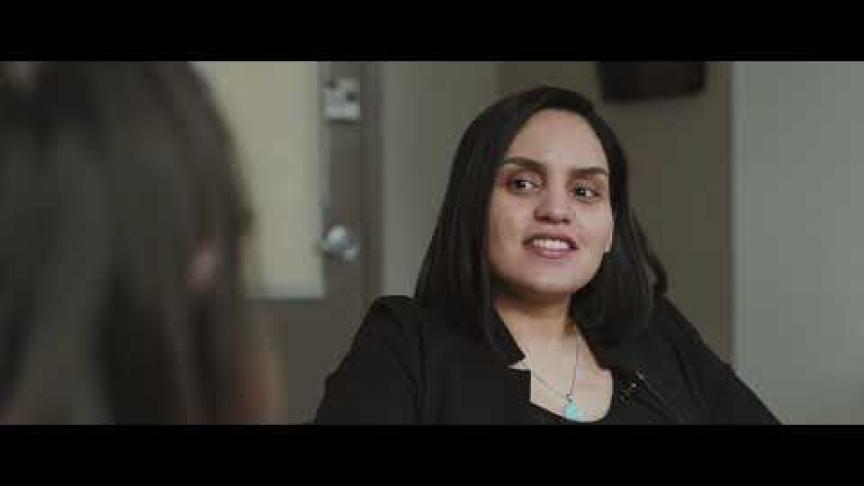 Embedded thumbnail for International Women's Day: Zeinab Hosseini-Doust and Azucena González Gómez