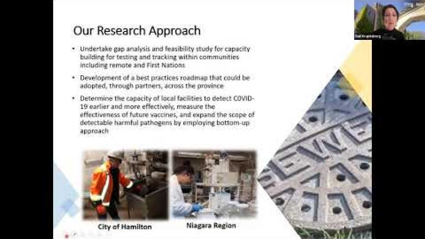 Embedded thumbnail for BUILDING LOCAL CAPACITY TO TRACK & FIGHT AGAINST THE COMMUNITY SPREAD OF SARS-COV-2