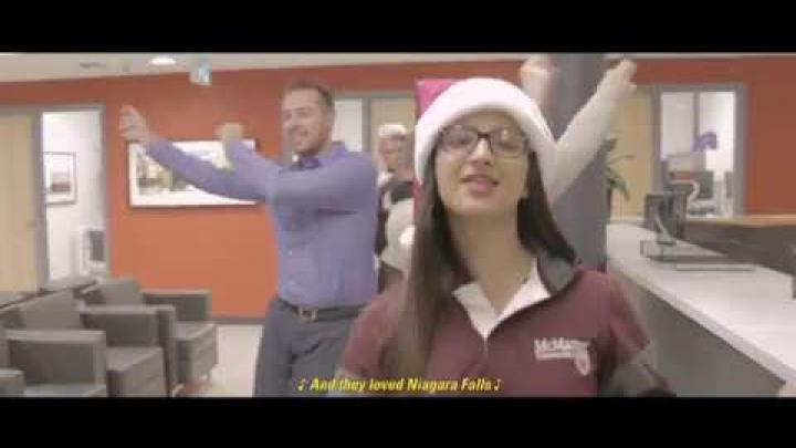 Embedded thumbnail for Happy Holidays from McMaster Engineering!