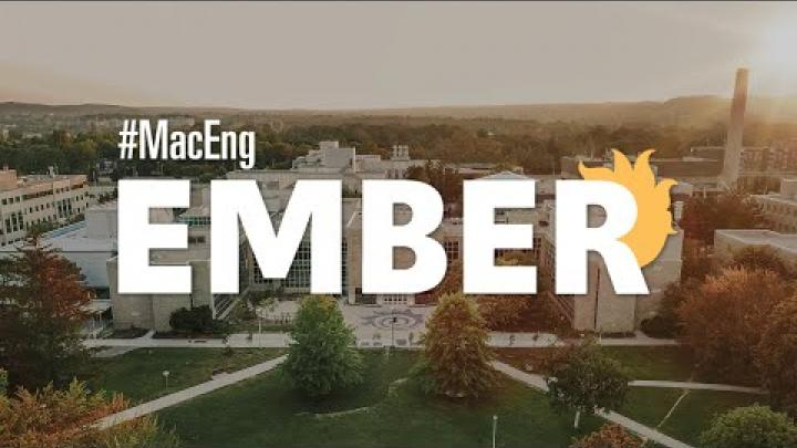 Embedded thumbnail for EMBER program prepares first year enginerering students for academic and social success