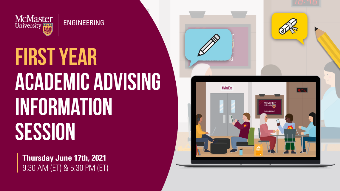 First Year Academic Advising Information Session