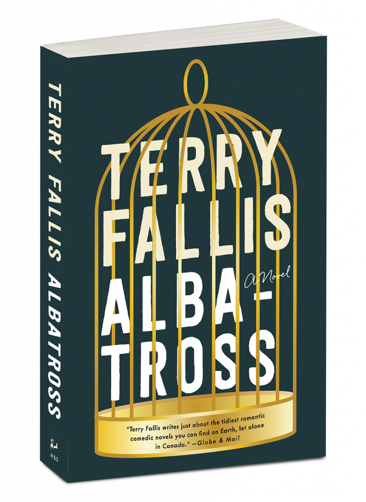 Terry Fallis' latest book : Albatross