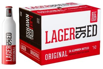 Lagershed craft beer