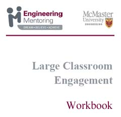 Large Classroom Engagement Workbook