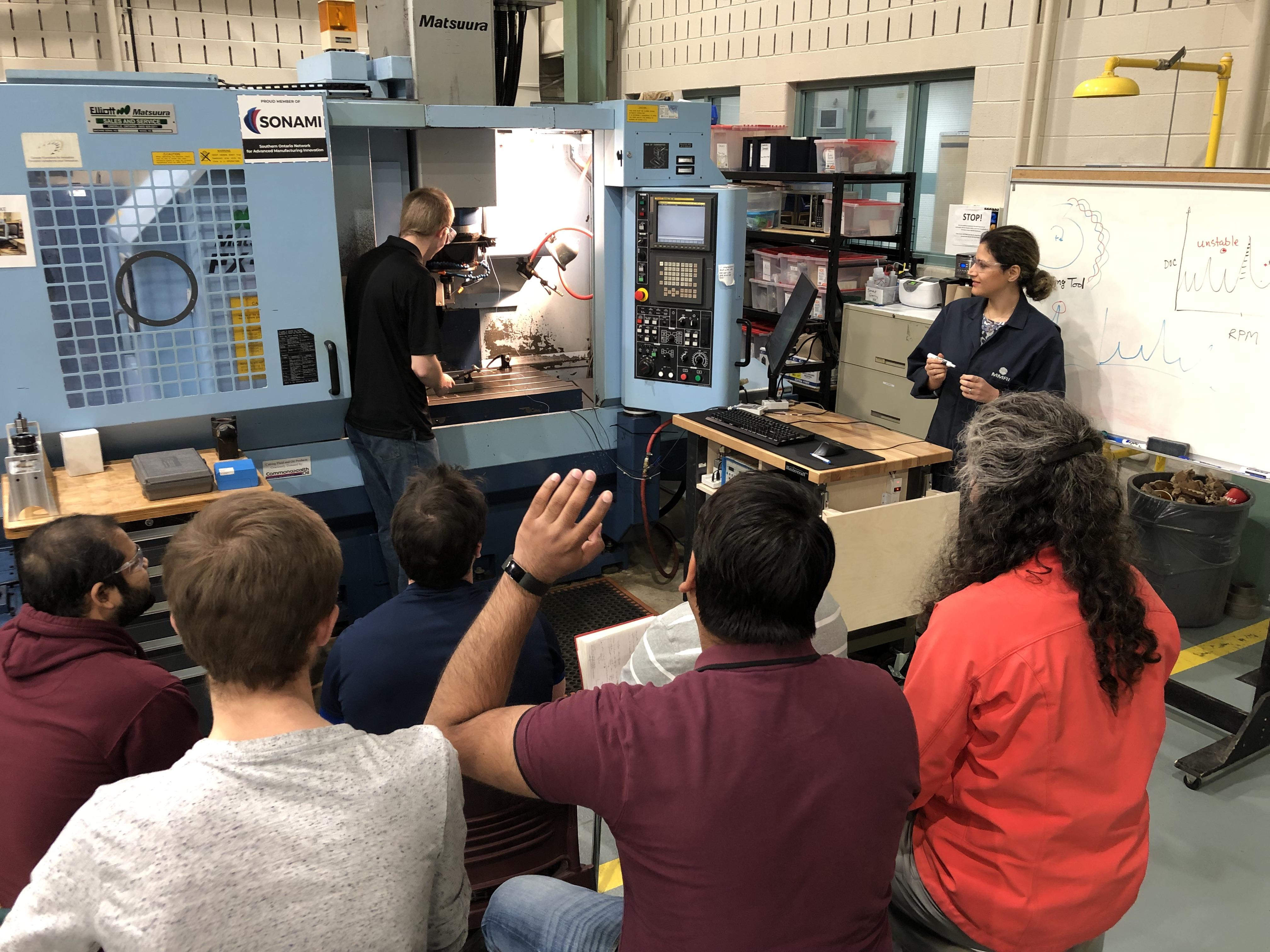Chương trình đào tạo của McMaster University